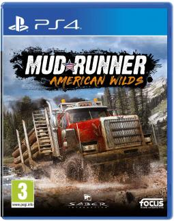Mud Runner American Wilds Edition PL/ENG (PS4)