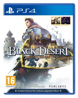 Black Desert - Prestige Edition (PS4)