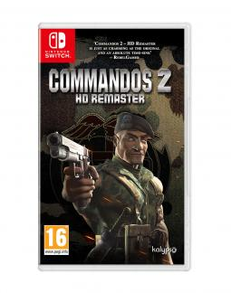 Commandos 2 - HD Remaster PL (NSW)