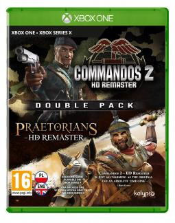 Commandos 2 & Praetorians: HD Remaster Double Pack PL (XONE)