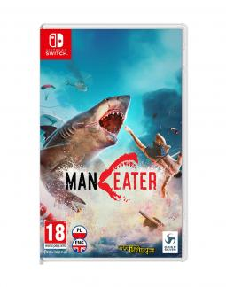Maneater Day One Edition (SWITCH)