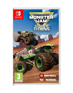Monster Jam Steel Titans  (SWITCH)