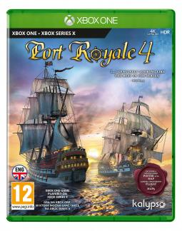 Port Royale 4 (XONE)