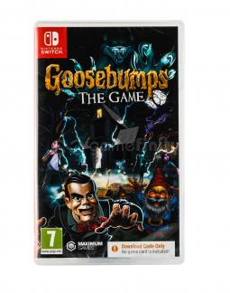 Goosebumps The Game (NSW)