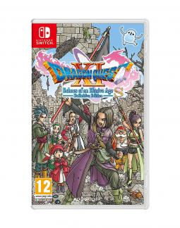 Dragon Quest XI S: Echoes - Def. Edition (SWITCH)