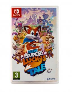New Super Lucky's Tale  (Nintendo Switch)