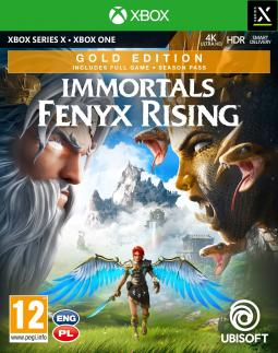 Immortals Fenyx Rising GOLD Edition PL (PS4)