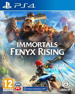 Immortals Fenyx Rising PL (PS4)