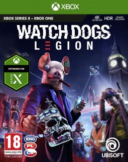 Watch Dogs Legion PL (XONE)