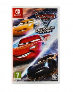 Cars 3 Driven to Win PL (Switch)
