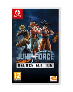Jump Force Deluxe Edition PL (NSW)