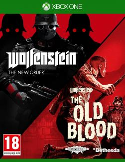 Wolfenstein The New Order And The Old Blood PL (XONE)