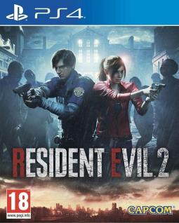 Resident Evil 2 Remake PL (PS4)