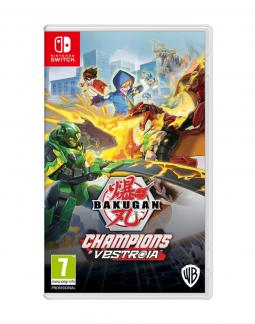 Bakugan: Champions of Vestroia (NSW)