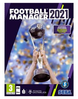 Football Manager 2021 PL (PC)