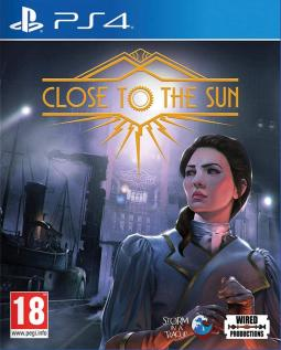 Close To The Sun PL (PS4)