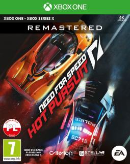 Need For Speed Hot Pursuit Remastered PL (XONE)