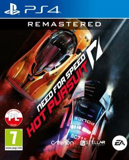 Need For Speed Hot Pursuit Remastered PL (PS4)