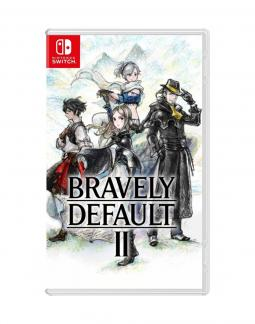 Bravely Default II (NSW)