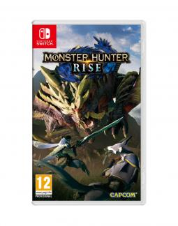 Monster Hunter Rise + STEELBOOK + Bonusy (NSW)
