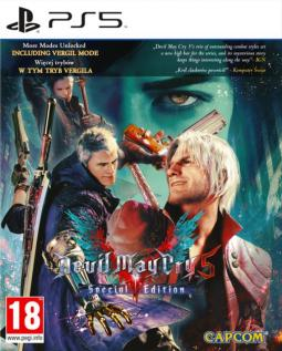 Devil May Cry 5 Special Edition PL (PS5)