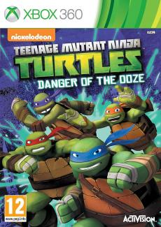 Teenage Mutant Ninja Turtles Danger of the Ooze  (X360)