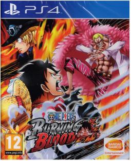 One Piece Burning Blood PL (PS4)