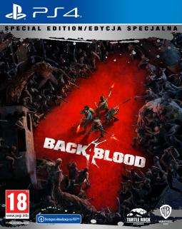 Back 4 Blood Special Edition PL (PS4)