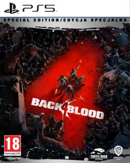 Back 4 Blood Special Edition PL (PS5)