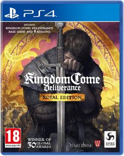 Kingdom Come Deliverance - Royal Edition PL (PS4)