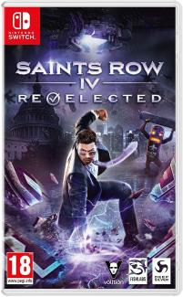 Saints Row IV Re-Elected (NSW)