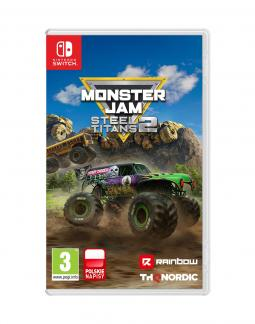 Monster Jam Steel Titans 2 PL (NSW)