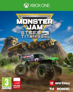 Monster Jam Steel Titans 2 PL (XONE)