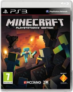 Minecraft PL (PS3)