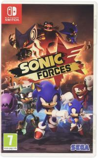 Sonic Forces PL (NSW)
