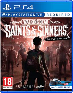 The Walking Dead: Saints  and  Sinners  (PS4)