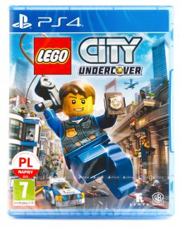 LEGO City: Undercover PL (PS4)