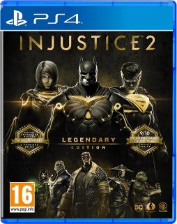 Injustice 2 Legendary Edition PL (PS4)