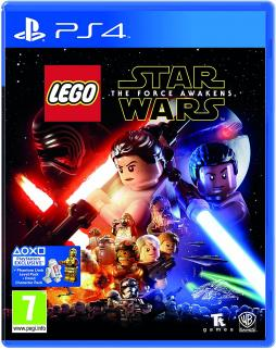 LEGO Star Wars: The Force Awakens PL (PS4)