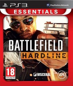 Battlefield: Hardline PL (PS3)