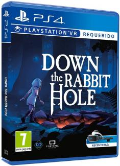 Down the Rabbit Hole VR (PS4)