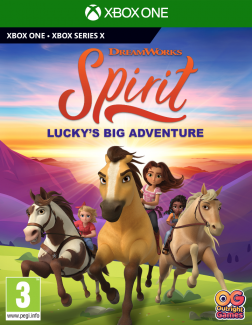 DreamWorks Spirit Lucky's Big Adventure (XONE)
