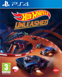 Hot Wheels Unleashed PL (PS4)