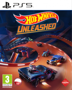 Hot Wheels Unleashed PL (PS5)