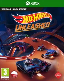 Hot Wheels Unleashed PL (XONE)