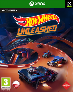 Hot Wheels Unleashed PL (XSX)