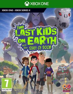 The Last Kids on Earth and the Staff of DOOM (XONE)