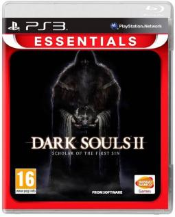Dark Souls II Scholar of the First Sin (PS3)