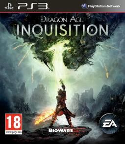 Dragon Age Inquisition  PL (PS3)