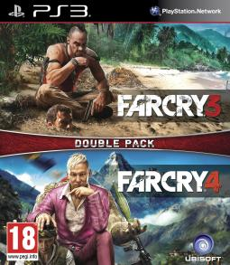 Far Cry 3 + Far Cry 4 (Double Pack) (PS3)